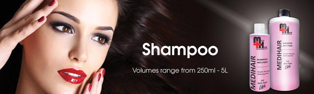 Shampoo Medihair - Professional Bulk hair product range